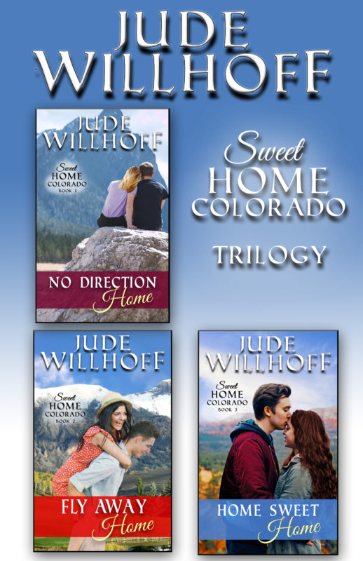 Sweet Home Colorado Trilogy